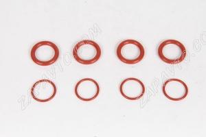 Уплотнительные кольца свечных колодцев, 16клап (8 шт) RUS Италия