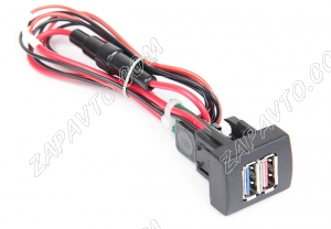 Устройство зарядное для USB Калина 2, 2170, 2190 АПЭЛ