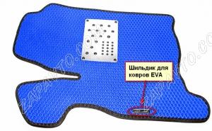 Шильдик LADA для ковров EVA