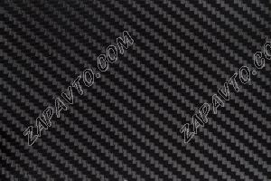 Пленка автомобильная (карбон черный, 160 мкр.) ширина 1м 52см (в рулоне30м)