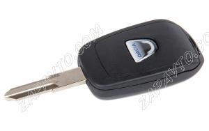 Ключ замка зажигания Renault Dacia HITAG 3 PCF 7961 (2 кнопки)