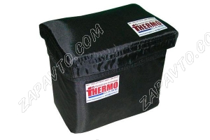Утеплитель аккумулятора (АКБ) Термокейс (60 - 65 А) (клемы поверх корпуса)