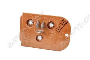 Резистор электровентилятора отопителя 2108 СОАТЭ  Е130