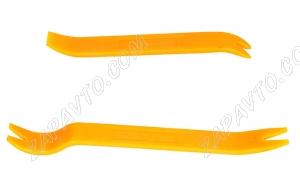 Набор инструментов №2 для снятия пластиковых панелей автомобиля (2 предмета)