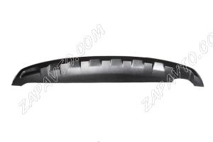 Накладка бампера переднего Калина 2 CROSS (тюнинг) АВТОПРОДУКТ