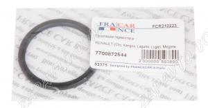 Прокладка термостата Ларгус, Renault Logan FCR210223