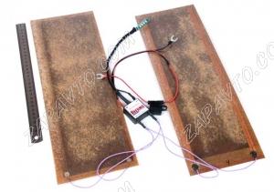 Подогреватель аккумулятора (АКБ) НТА-3/2 (для эксплуатации совместно с Термокейсом)