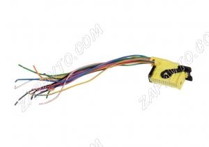Разъем для комбинации приборов 2190 Гранта желтый
