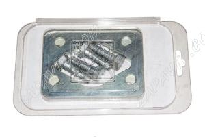 Пластины регулировки развала задних колес 1,5 градуса STINGER 2108-2110, Калина, Приора, Гранта