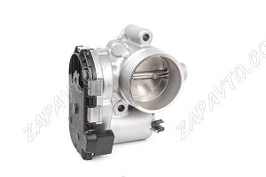 Патрубок дроссельный E-GAS 16 клапанный в сборе (126)