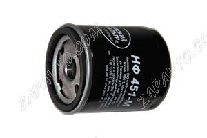 """Фильтр масляный ГАЗ 31105 (с двиг. Сhrysler) (черный) """"Невский фильтр"""""""