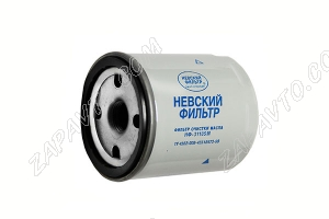 """Фильтр масляный ГАЗ, ВАЗ, иномарки (белый) """"Невский фильтр"""""""