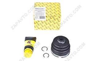 Пыльник ШРУСа внутренний 2108-2110 ANDYCAR (чехол, хомуты, смазка, кольца)