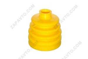 Пыльник ШРУСа внутренний 2108-2110 VTULKA (полиуретан, желтый) 17-05-113