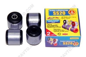 Стойки стабилизатора в сборе 2108 SS20 (2шт)  40101
