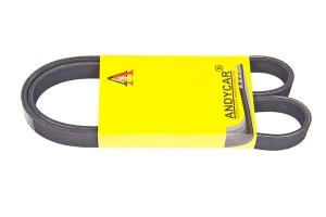Ремень генератора 2110, 2170 Приора (6PK1115) ГУР или кондиционера ANDYCAR
