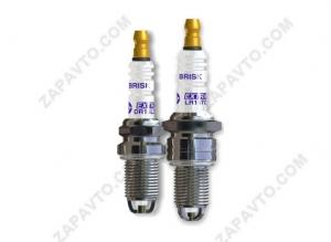 Свеча зажигания BRISK Extra LR15TC-1 8кл. инжектор (3-х конт.) (Чехия)