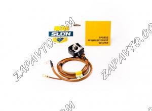 Провод аккумулятора положительный (+) 21213 SLON