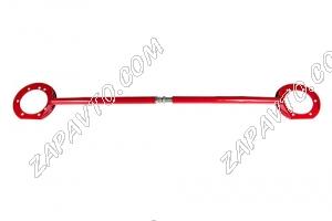 Растяжка передних стоек УР 21102 (082-102 регулируемая, инжектор) АВТОПРОДУКТ