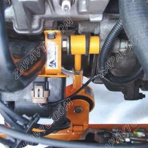 """Штанга двигателя 2110-2112, 2170-2172 дополнительная (спорт) """"ТехноМастер"""""""