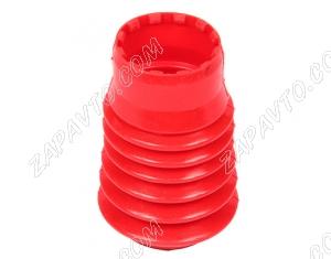 Пыльник стойки передней 2108-2110, 1118 Калина, 2170 Приора, 2190 Гранта (красный, силиконовый)