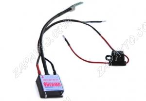 Блок управления НТА (нагреватель с терморегулятором АКБ) с проводами