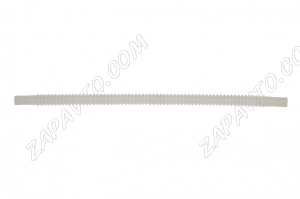Трубка гофрированная мотора электробензонасоса (276 мм)