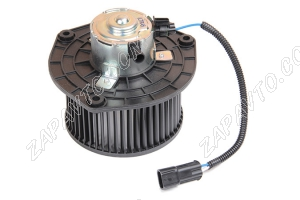 Электродвигатель отопителя в сборе 2111