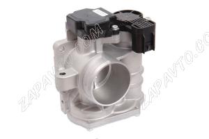 Патрубок дроссельный E-GAS 8 клапанный в сборе (ЭЛКАР)