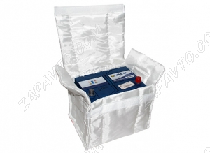 Утеплитель аккумулятора (АКБ) №16 (55, 60, 65, 70А)