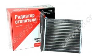 Радиатор отопителя 2123 Шевроле Нива
