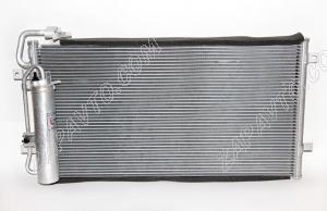 Радиатор 2170 под кондиционер (в сборе) Корея