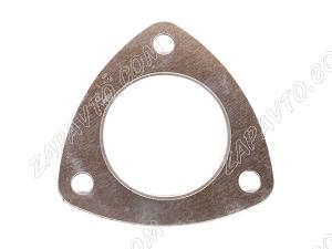 Прокладка приемной трубы 21101-21104,1119, 2170 (Евро 3, треугольная)