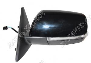 Электрозеркала 2170 н/о (люкс) (левое, неокрашенные) AUTOCOMPONENT
