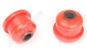 Сайлентблок переднего шарнира 2108-2110, 1117-1119, 2190 С.П.Б (красный) 2шт VZ-1-1-103-80