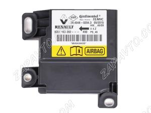 Блок управления подушкой безопасности Ларгус, Renault Logan, Nissan Almera 8201163282 airbag