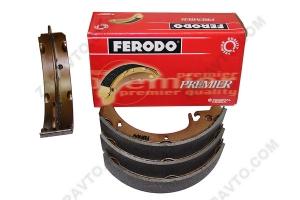 Колодки тормозные задние 2108-2110 FERODO