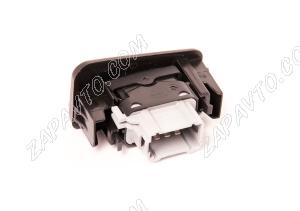Выключатель обогрева сидений Ларгус (с рамкой) правый