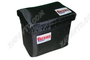 Утеплитель аккумулятора (АКБ) Термокейс (70 - 80 А) (клемы поверх корпуса)