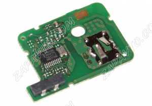 Плата ключа зажигания Renault HITAG 3 PCF 7939 (3 кнопки)