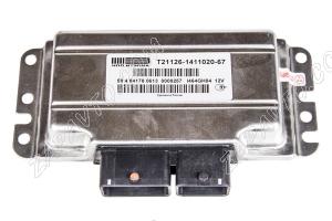 Контроллер М74 21126-1411020-67 (E-GAS) Итэлма