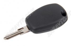 Ключ замка зажигания Ларгус с чипом без кнопок