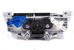Блок управления отопителем Renault (без кондиционера, обогрев лобового стекла) VALEO
