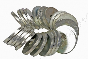 Шайбы регулировочные (для подрамника с жесткими рычагами, комплект) АВТОПРОДУКТ