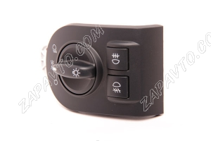 Блок управления светотехникой 2190 Гранта (люкс) (с противотуманными фарами)