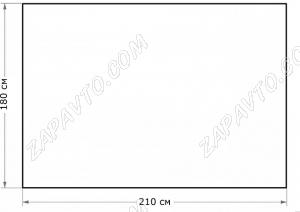Утеплитель двигателя №21 Scania 113-360, Урал