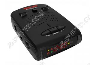 Антирадар-лазер SНO-ME 700 G STR (стрелка, голосовой, GPS)