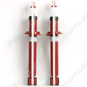 Амортизаторы задней подвески 21905 Гранта Спорт DEMFI (премиум, газомасляные, аналог 88,89) 2шт