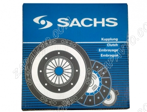 К-т сцепления 2108 (корзина, диск, подшипник) SACHS