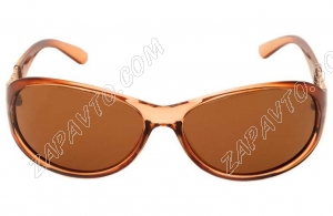 Очки водителя женские (коричневая линза) Cafa France CF2116